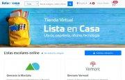 Papelería Virtual listaencasa.com