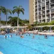Club puerto azul, camuri, playa grande, Bahia de los Piratas,