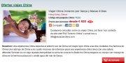 Viajar China invierno por Sanya y Macao 8 Dias