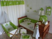 fábrica textil de accesorios de bebé y decoración infantil