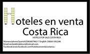 Hotel boutique de Lujo Frente al mar a la venta en Costa Rica!