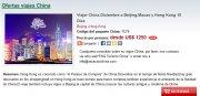 Viajar China Diciembre a Beijing,Macao y Hong Kong 10 Dias