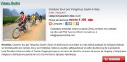 Ciclismo tour por Yangshuo Guilin 4 Dias