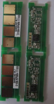 toner chip  Samsung MLT-D206  Samsung SCX-5935