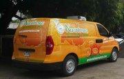 Negocio de maquinas dispensadoras de jugo de naranja