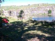 camping villa deportiva mar del plata con laguna