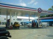 Estacion de combustible en Republica Dominicana