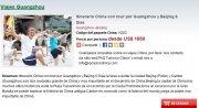 Itinerario China con tour por Guangzhou y Beijing 6 Dias