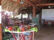Bar restaurante de playa