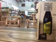 Natuorganic, Tienda y Cafeteria Organica
