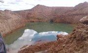 Mina de Oro en Oruro Bolivia