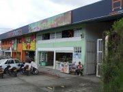 Supermercado en Colombia 1000 metros en punto de venta