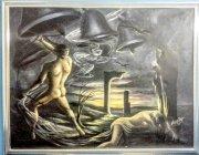 De oportunidad colección obras de arte artistas colombianos