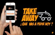 Take Away Delivery App