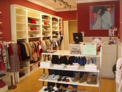 franquicia tienda ropa:
