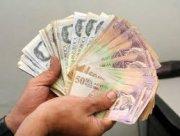 dinero entre particulares